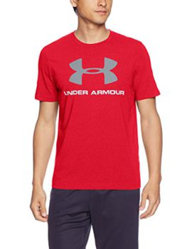 Under-Armour-Sportstyle-T-Shirt-Homme-0