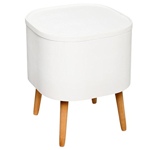 Table Basse Coffre Blanc Maison Design