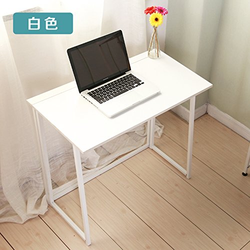 Dadao bureau ordinateur de bureau bureau d 39 accueil for Table a manger pliable
