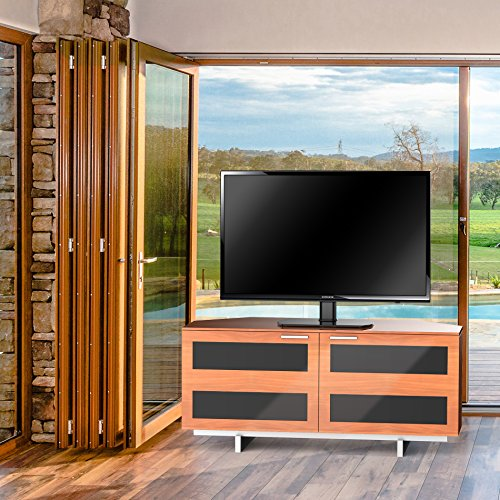 fitueyes tv support pivotant meuble tv support pour tv led cran 32 pouce 50 pouce tt104501gb. Black Bedroom Furniture Sets. Home Design Ideas