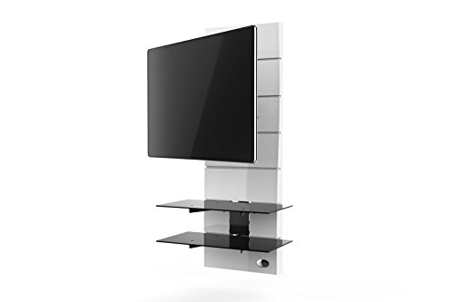 Meliconi ghost design 3000 r meuble pour tv for Meuble tv meliconi