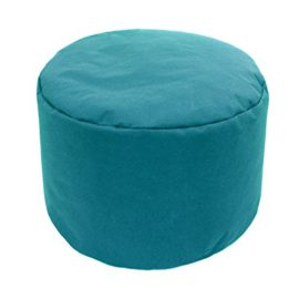 Menzzo contemporain tagada pouf et pouf coffre bois 55 x for Pouf contemporain