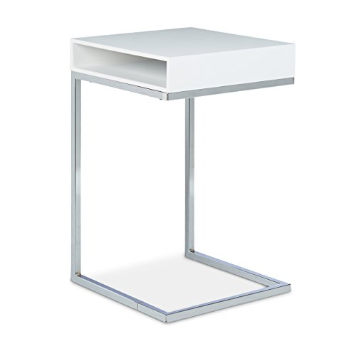relaxdays table basse hxlxp 61 x 37 x 38 cm table console table d appoint canap 233 pour le salon