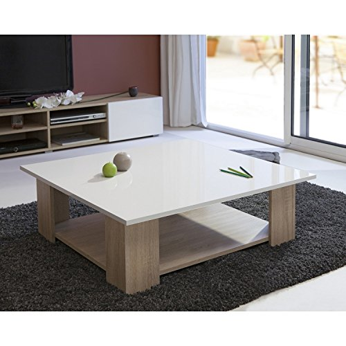 Symbiosis 2086a3419l00 Table Basse Bois Ch Ne Naturel