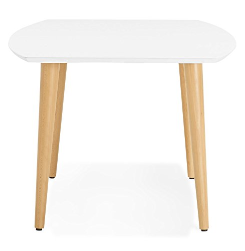 Alterego table d ner design extensible 39 eskimo 39 style for Table a diner extensible