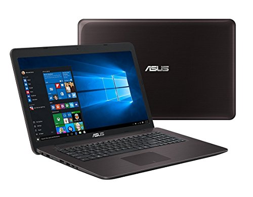 asus k756uw t4048t pc portable 17 3 full hd brown intel. Black Bedroom Furniture Sets. Home Design Ideas