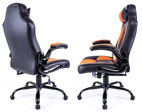 Chaise bureau gaming chaise fauteuil de bureau gaming for Chaise inclinable