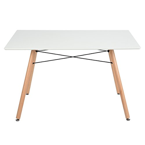 Furniturer fauteuil table de salle manger moderne design for Table de salle a manger carre