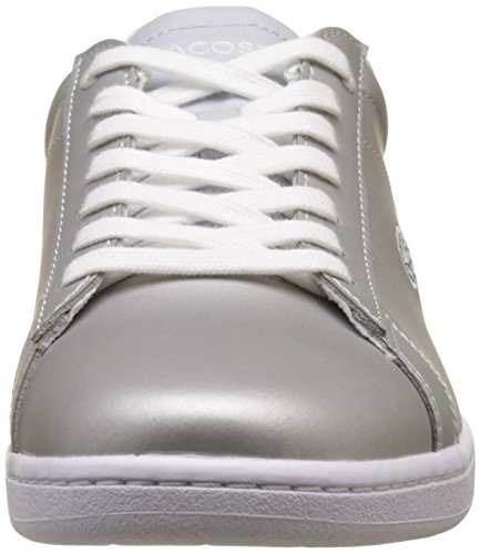 Lacoste carnaby evo 117 3 baskets basses femme - Lacoste carnaby evo cls baskets en cuir perfore ...
