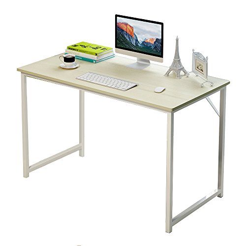 Soges table 120x60cm table pour ordinateur table - Bureau pour la maison ...