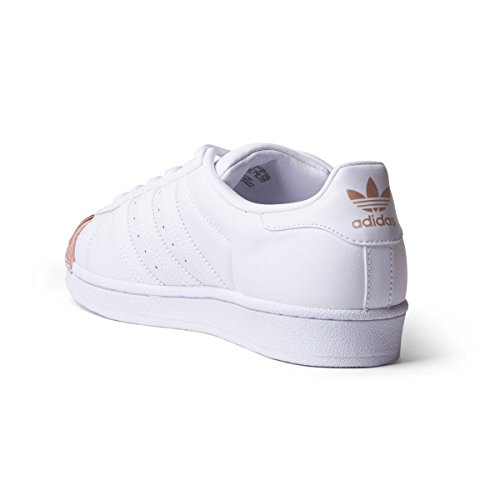 adidas Superstar Metal Toe, Sneakers Basses Femme