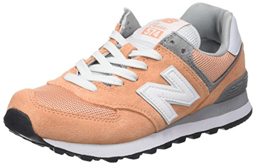 new balance femmes 574 orange