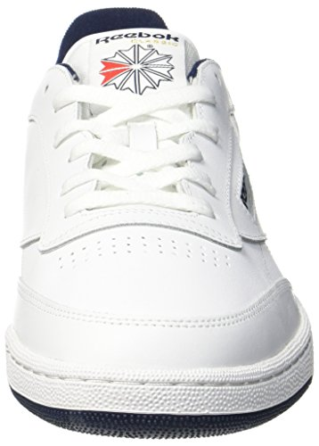 purchase cheap 1fc51 37283 De Reebok Club C Chaussures Fitness Homme 85 8OIBTwOq