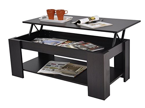 right deals uk kimberly lift up table basse relevable avec. Black Bedroom Furniture Sets. Home Design Ideas
