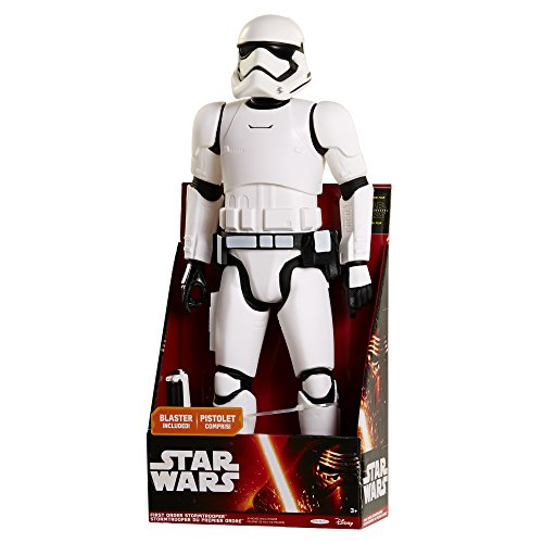 figurine stormtrooper du premier ordre 50 cm star wars. Black Bedroom Furniture Sets. Home Design Ideas