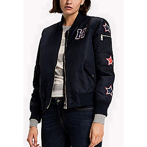 Tommy Hilfiger Claudia Thermore Insulated, Veste Bomber Femme