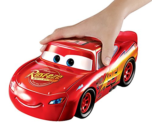 cars fcw04 disney cars 3 voiture flash mcqueen transformation. Black Bedroom Furniture Sets. Home Design Ideas