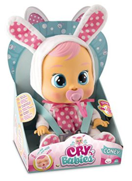 IMC-Toys-10598-Peluche-Cry-Babies-Coney-0