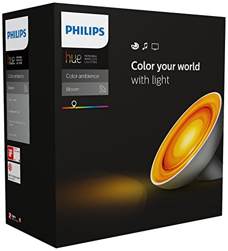 philips hue lampe connect e living colors. Black Bedroom Furniture Sets. Home Design Ideas