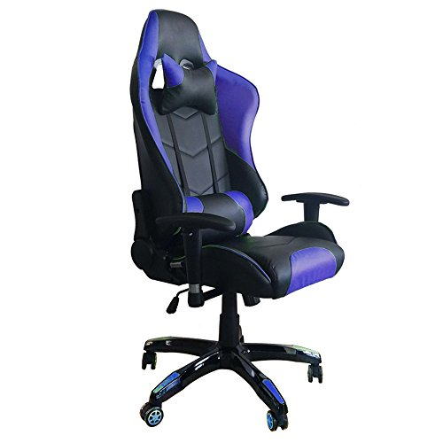 mctech chaise de bureau gamer fauteuil si ge racing gaming. Black Bedroom Furniture Sets. Home Design Ideas