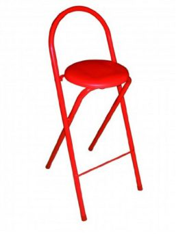 Sdpe-Tabouret-glory-Dimensions-30-x-30-x-70-cm-rouge-0