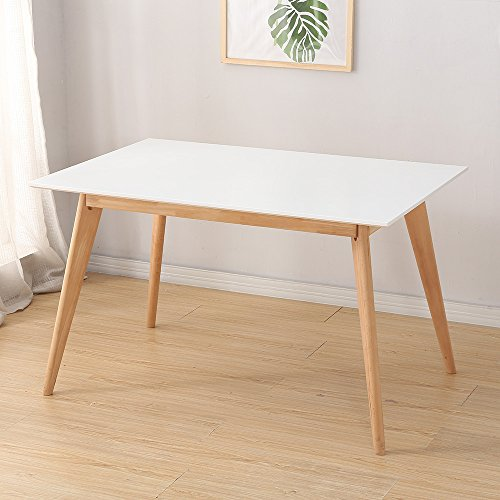 Table De Salle A Manger Extensible 6 8 Personnes Design Scandinave