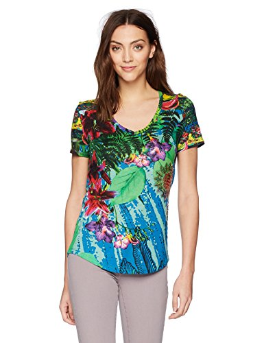 Desigual TS_The Logical Song, T-Shirt Femme