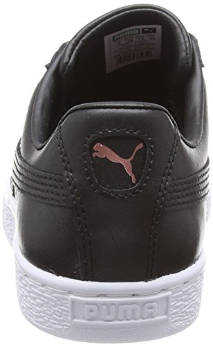 Heart Leather Basket Puma Femme Wn'sSneakers Basses gybf76