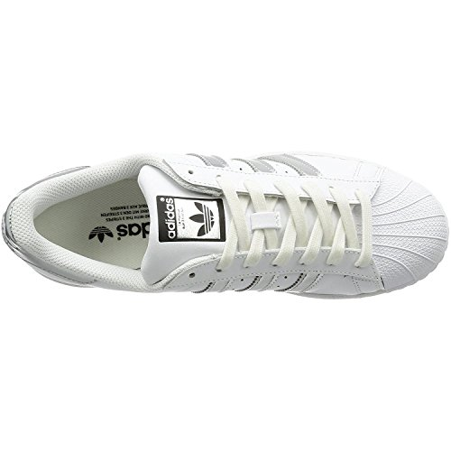 Adidas Superstar Baskets mode, Mixte Adulte