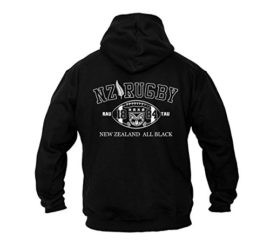Dirty-Ray-Rugby-New-Zealand-All-Black-Sweat-Homme-avec-Capuche-B2-0