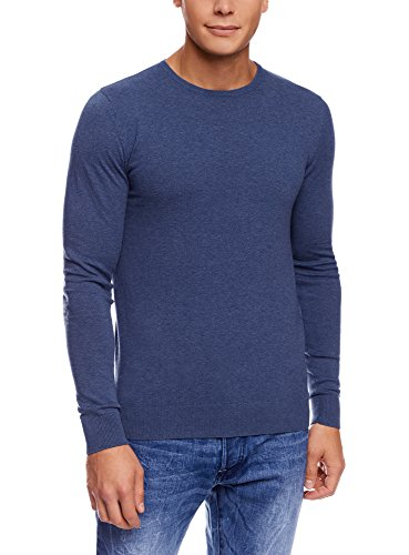 oodji Ultra Homme Jean Basique Coupe Droite