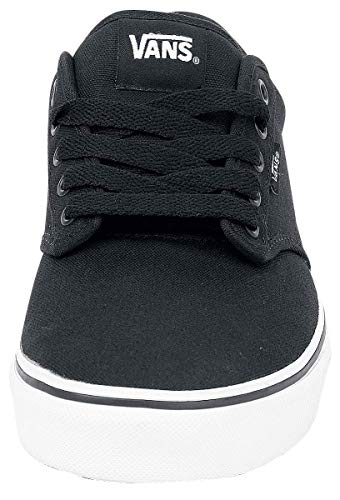 Vans Atwood Canvas Noir, Baskets Basses Homme