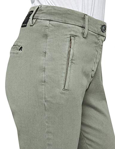 REPLAY Karyna, Chino Femme Coupe Skinny, Taille Normale, Jean Slim Moulant, Chino Stretch ...