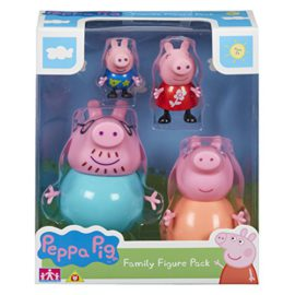 Peppa-Pig-06666-Family-Lot-de-Figurines-0
