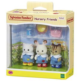 Sylvanian-Nursery-Friends-Families-Les-Amies-De-Creche-5262-Multicolore-0