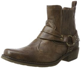 Mustang-Western-Stiefelette-Santiags-Homme-0