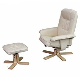 Fauteuil-Relaxde-Relaxation-M56-avec-Pouf-Simili-Cuir-crme-0