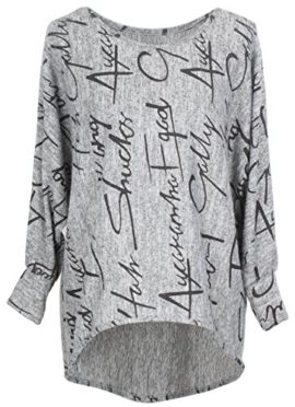 Emma-Giovanni-HautTshirt-Oversize-imprm-Lettre-Made-in-Italy-Femme-0