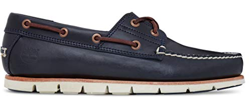 chaussures bateau hommes timberland