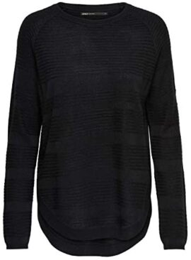 Only Onlcaviar L/S Pullover KNT Noos Pull Femme