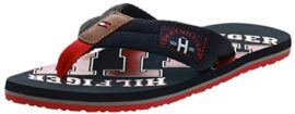 Tommy Hilfiger Essential Th Beach Sandal, Tongs Homme