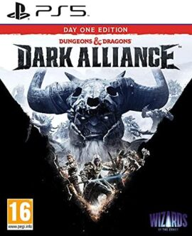 Dark Alliance Dungeons & Dragons Day One Edition (PS5)