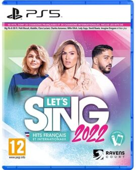 Let's Sing 2022 (PlayStation 5)