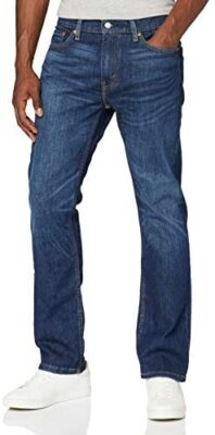 Levi's 513 Slim Straight Jeans Homme